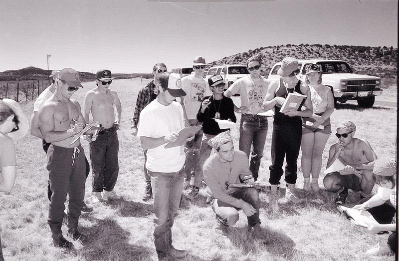 1989: Geology Field Trip