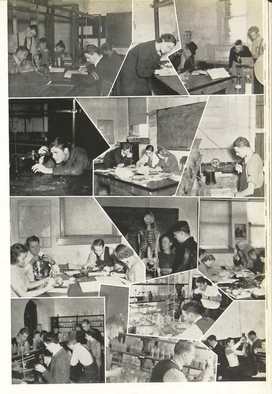 1938: Physical Sciences Laboratories
