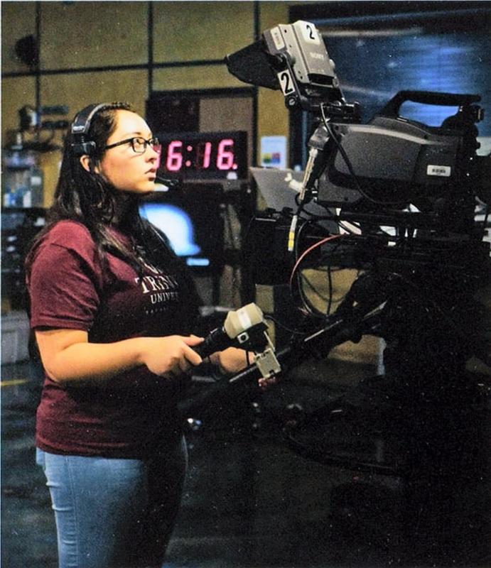 2016: TigerTV Camera Training
